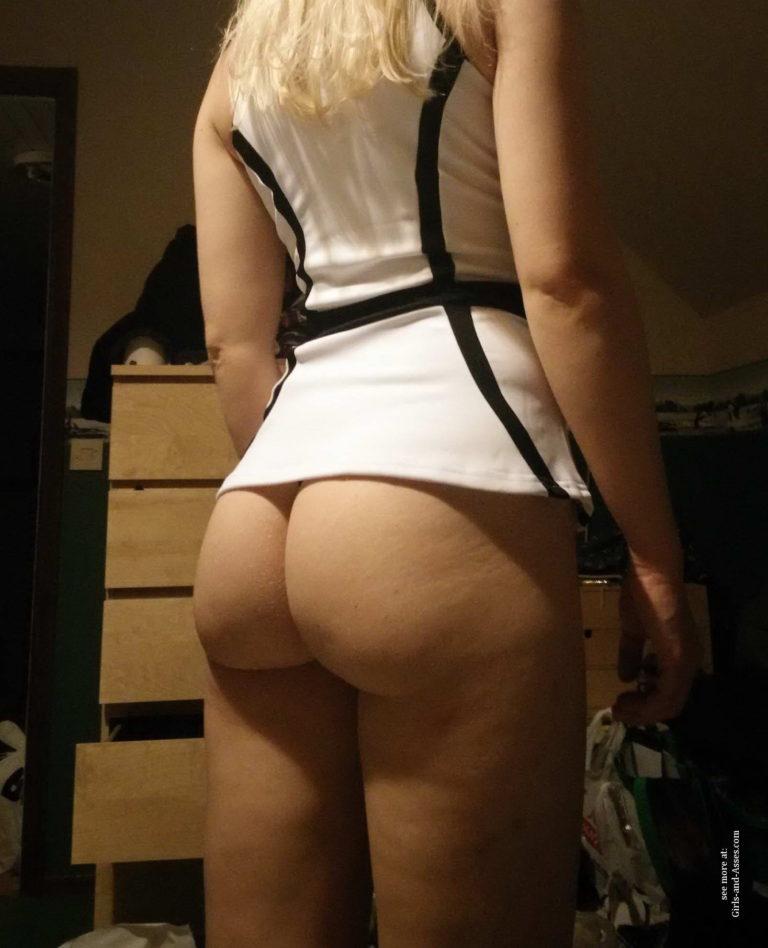Amateur hot homemade nude ass 03953