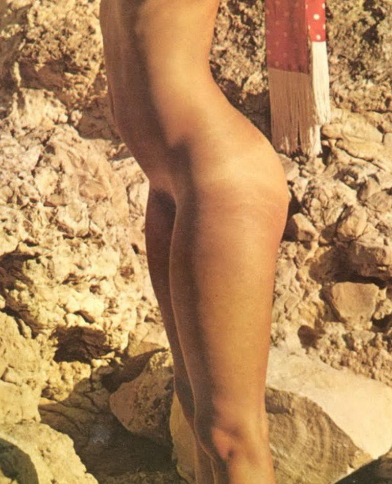 Amatuer nude girl at the beach photography 00522