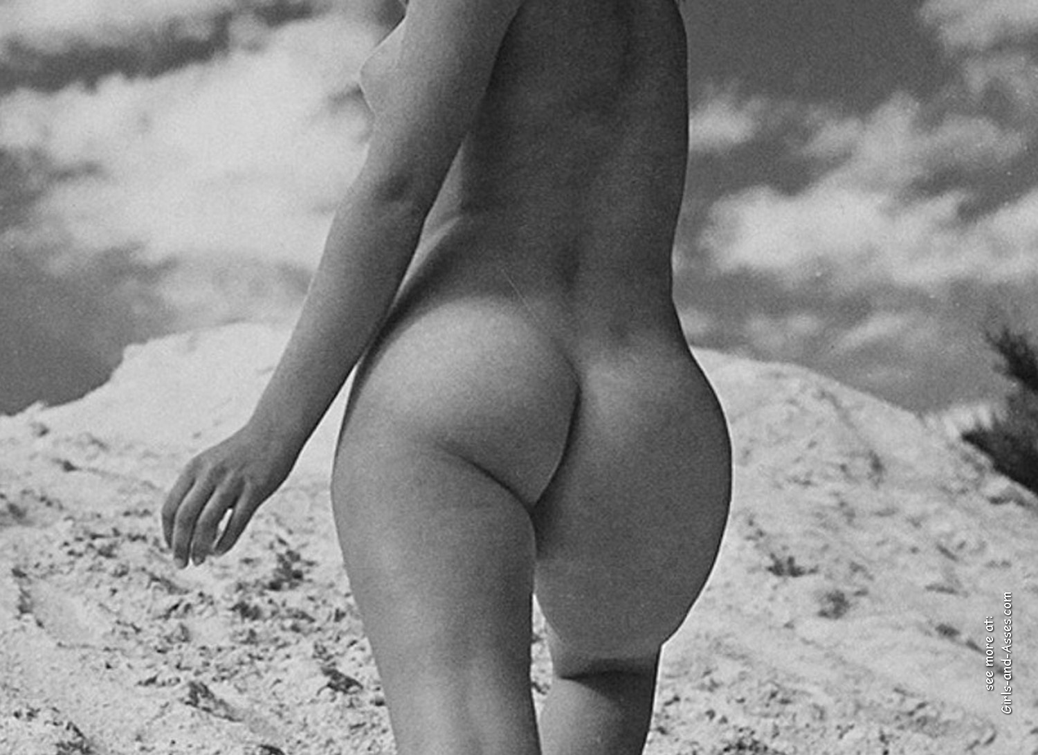 amatuer nude girl at the beach photography 02627