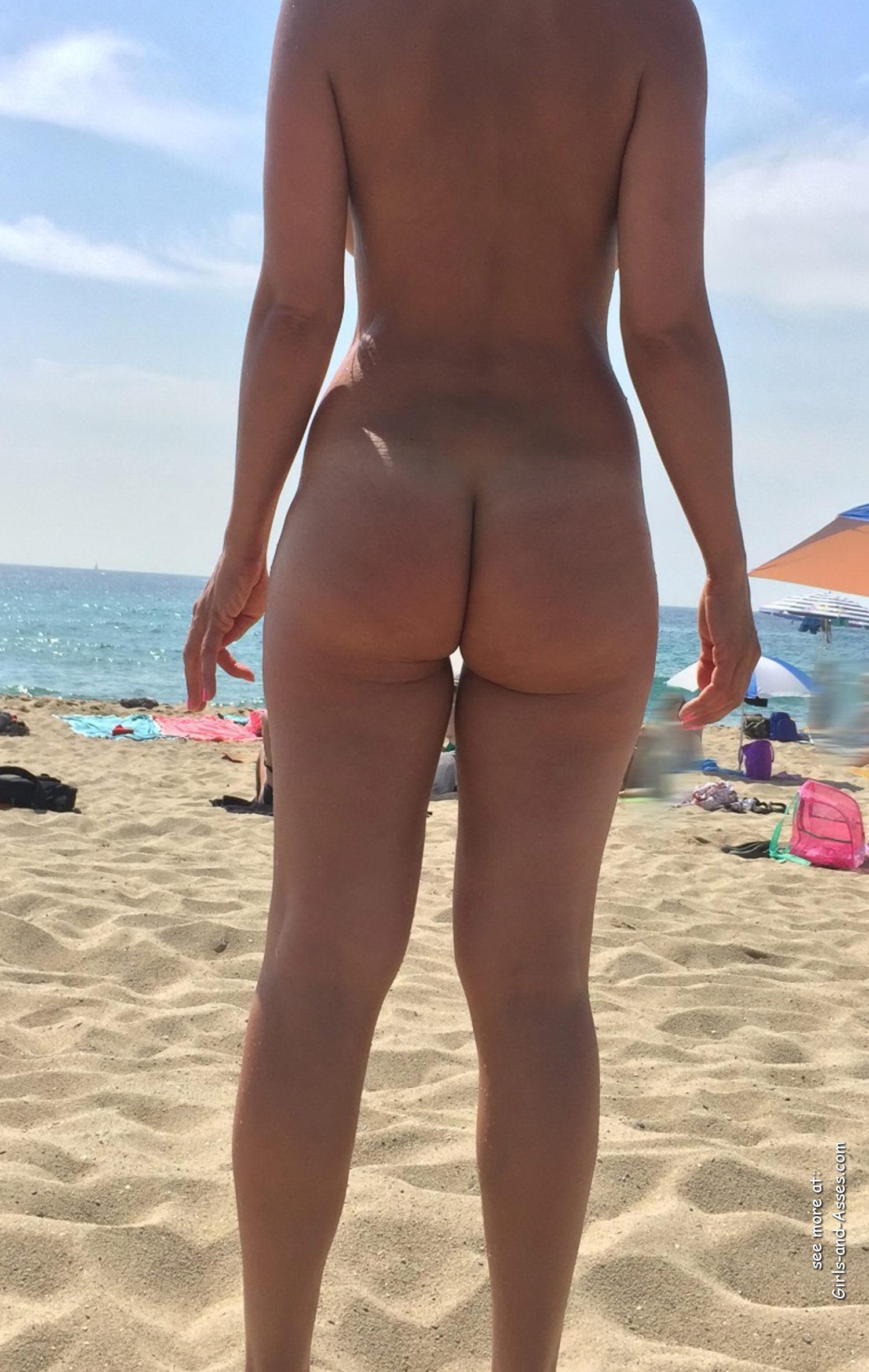 amatuer nude girl at the beach photography 04419