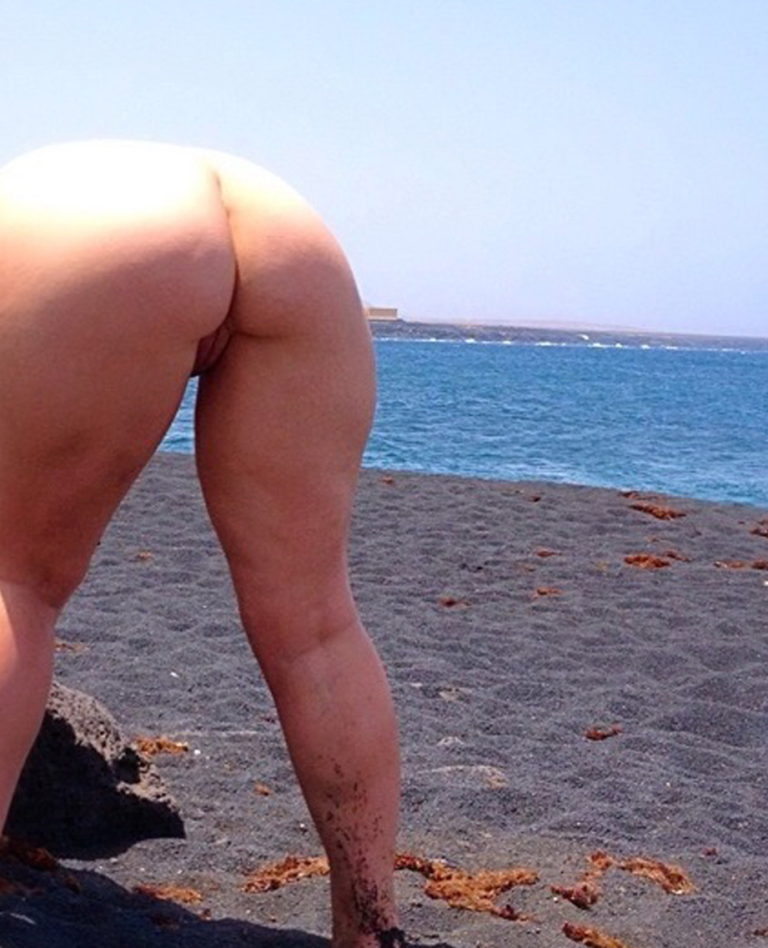 Pawg nudity on the beach picture 01830