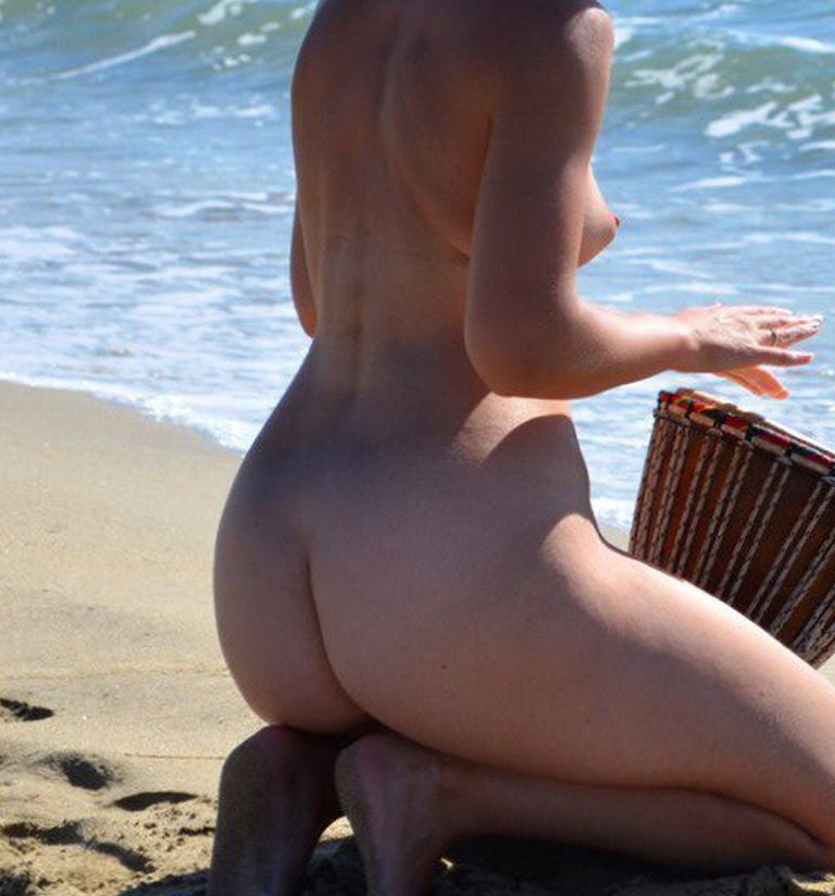 Pawg nudity on the beach picture 02332