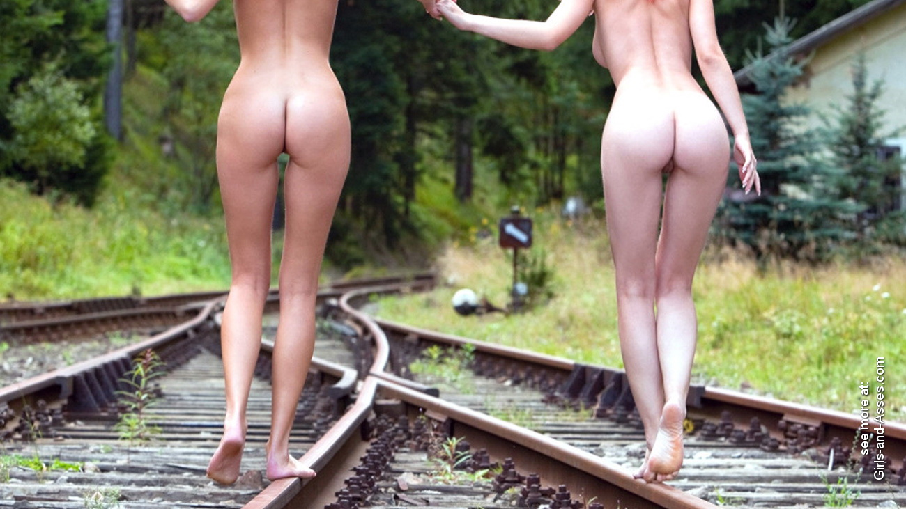 hot girl naked on the train tracks picture 00755